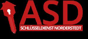 Logo von ASD Schlüsseldienst Norderstedt