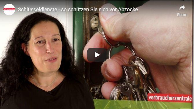 Video-Abzocke-Schlüsseldiensten