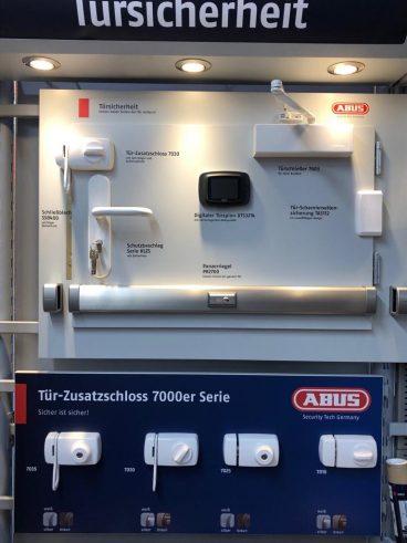 ABUS-Türsicherheitssysteme